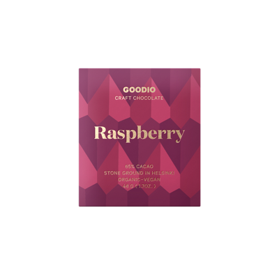 Raspberry 65%
