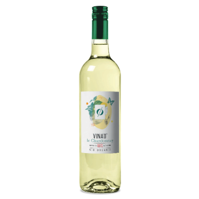 Alkoholfritt Chardonnay vin