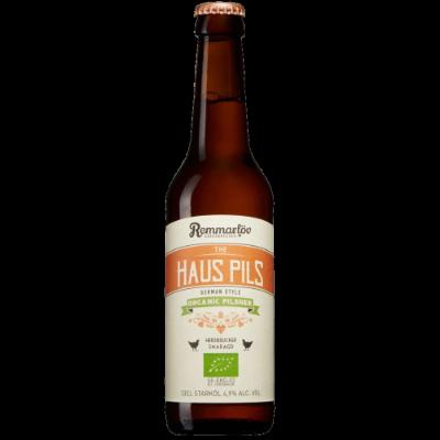 Haus Pils Organic Pilsner 4,9%