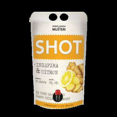 Shot Ingefära & Citron 2L