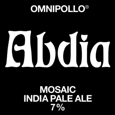 Abdia Mosaic IPA 7 %