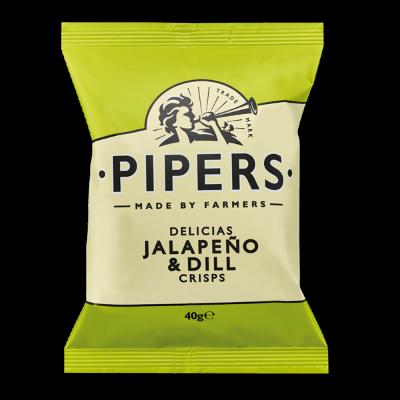 Jalapeno Dill Crisps 24x40