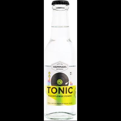Tonic Elderflower Power
