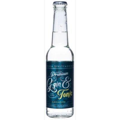 G Gin & Tonic Citrus Alkoholfri