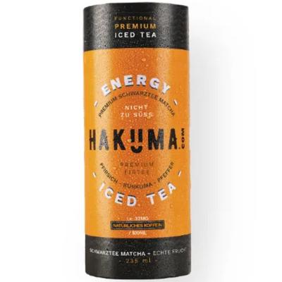Energy Black Matcha Tea Gurkmeja