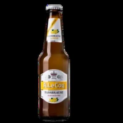 Fassbrause Lemon 0,0%